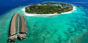 Silvester na Maldivách