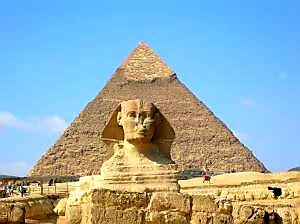 Silvester v Egypte